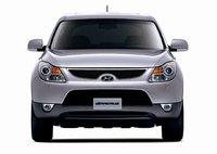 2009 Hyundai Veracruz, Front View, exterior, manufacturer