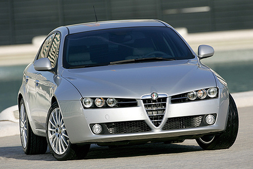 Picture of 2006 Alfa Romeo 159, exterior