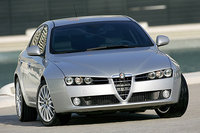 2006 Alfa Romeo 159 Overview