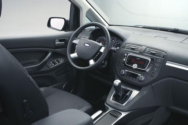 2007 Ford C-Max - Interior Pictures - CarGurus