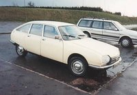 1979 Citroen GS Overview