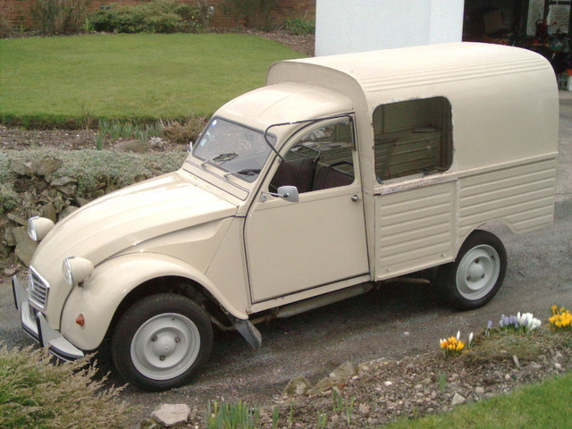Picture of 1975 Citroen 2CV, exterior, gallery_worthy