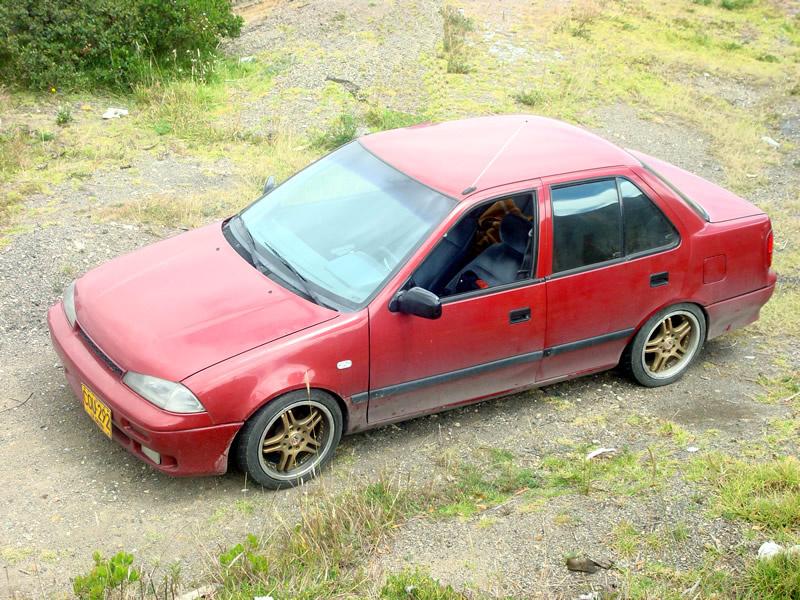1995 Suzuki Swift - Overview - CarGurus