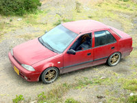 1995 Suzuki Swift Overview