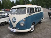 1964 Volkswagen Microbus Overview