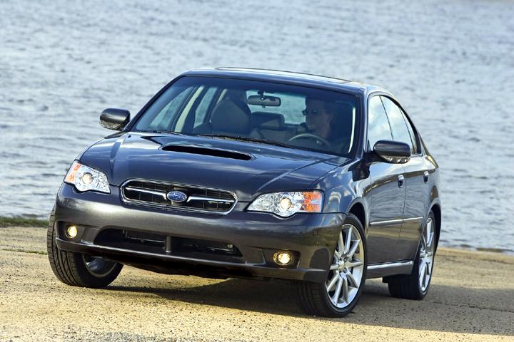 Subaru Legacy Outback Sedan. Subaru Legacy Outback Sedan.