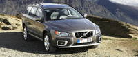 2009 Volvo XC70, front view, exterior, manufacturer