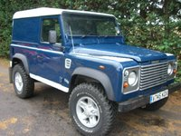 Picture of 2000 Land Rover Defender, exterior, gallery_worthy