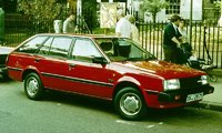Picture of 1986 Nissan Sunny, exterior, gallery_worthy