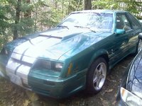Picture of 1984 Ford Mustang GT, exterior, gallery_worthy