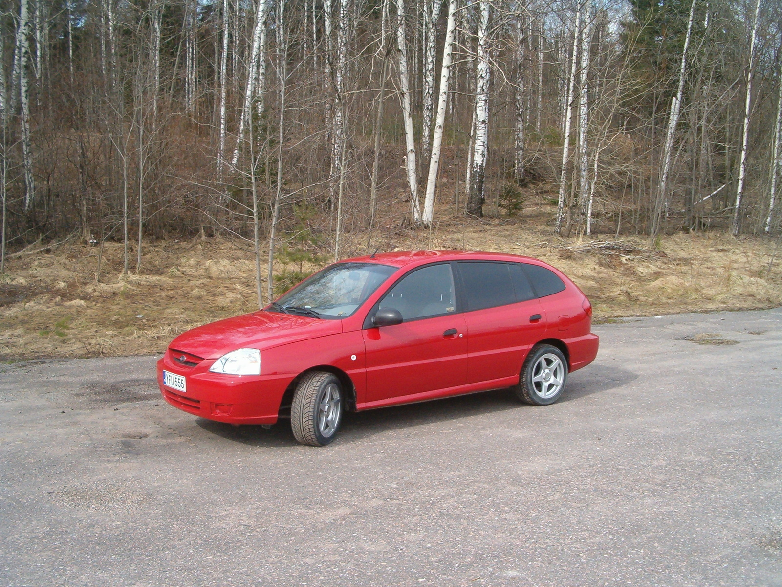 Picture of 2005 Kia Rio, exterior