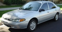 2002 Ford Escort 4 Dr STD Sedan picture, exterior