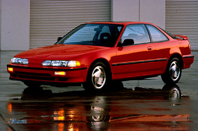 Acura Integra Dr Ls Hatchback Pic