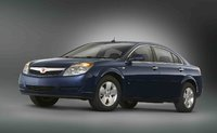 2009 Saturn Aura Hybrid, Front Left Quarter View, exterior, manufacturer, gallery_worthy