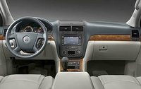 2009 Saturn Outlook, Interior Front View, interior, manufacturer