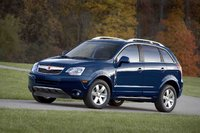 2009 Saturn VUE, Front Left Quarter View, exterior, manufacturer