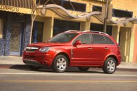 2009 Saturn VUE, Left Side View, exterior, manufacturer