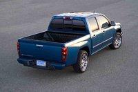 2009 Chevrolet Colorado, Back Right Quarter View, exterior, manufacturer