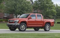 2009 Chevrolet Colorado, Front Left Quarter View, exterior, manufacturer