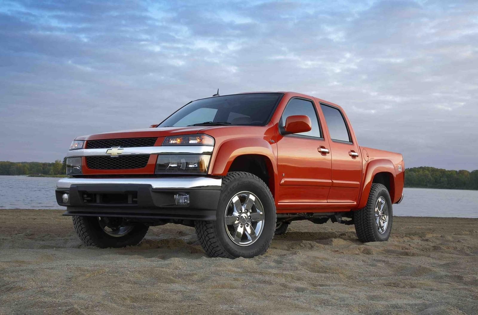 2009 Chevrolet Colorado - Overview