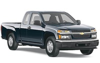 2009 Chevrolet Colorado, Front Right Quarter View, manufacturer, exterior