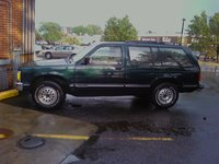 Picture of 1993 Chevrolet S-10 Blazer 4 Dr Tahoe 4WD SUV, exterior