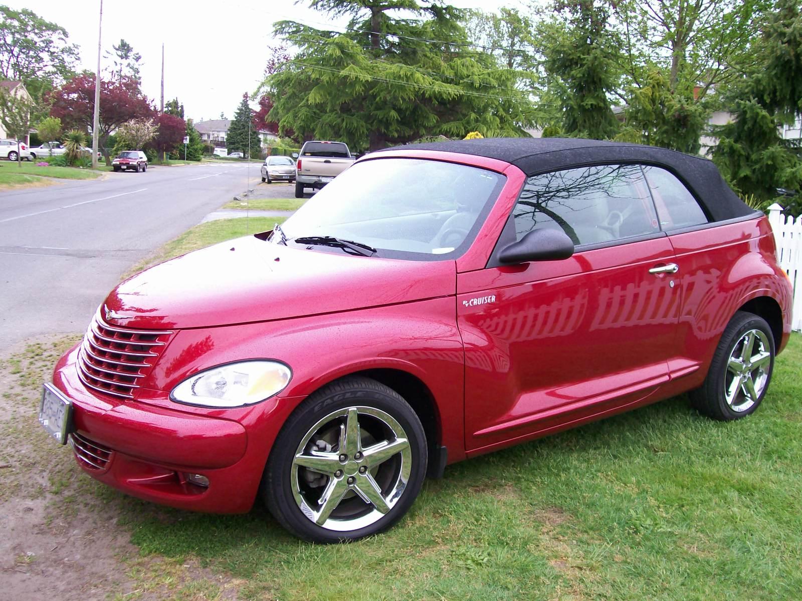2005 Chrysler Pt Cruiser Exterior Pictures Cargurus