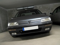 1991 Peugeot 605 Overview