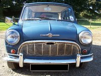 1959 Morris Mini Overview
