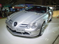 Picture of 2005 Mercedes-Benz SLR McLaren Base, exterior, gallery_worthy