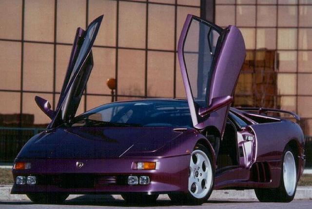 1994 Lamborghini Diablo Pictures Cargurus