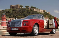 2007 Rolls-Royce Phantom Drophead Coupe, 2008 Rolls-Royce Drophead Coupe picture, exterior