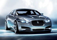2009 Jaguar XF Picture Gallery