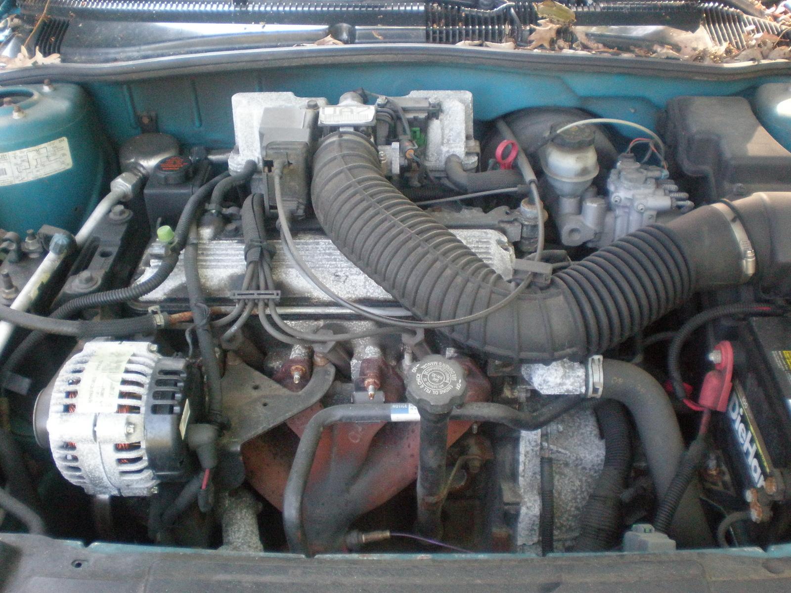 1997 Chevrolet Cavalier - Pictures - CarGurus