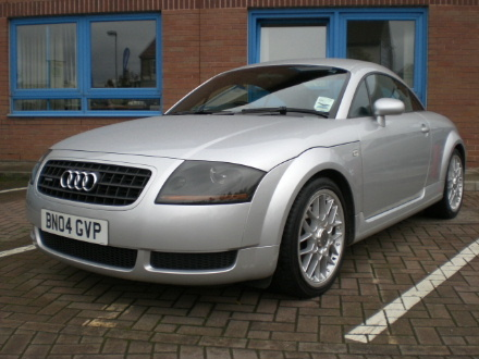 Picture of 2004 Audi TT 1.8T quattro Coupe AWD