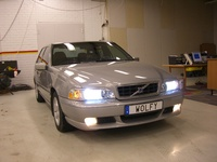 Picture of 1998 Volvo S70 4 Dr GT Sedan, exterior
