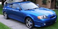 Picture of 2004 Hyundai Tiburon GT V6, exterior