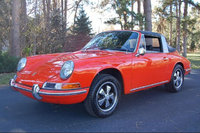 1968 Porsche 912 Overview
