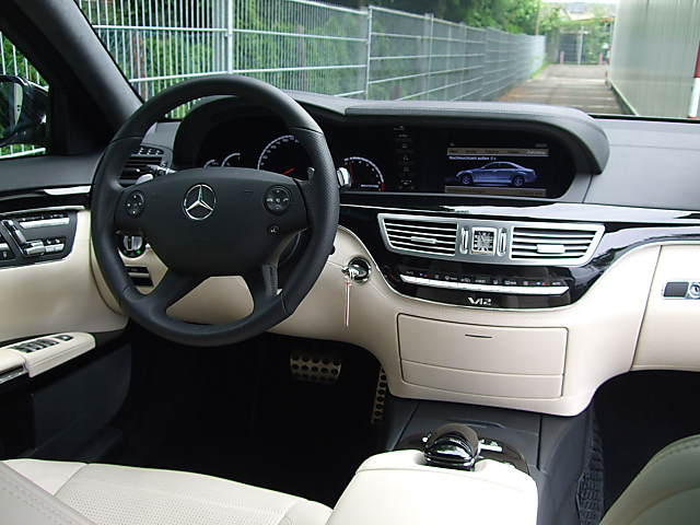 2007 Mercedes Benz S Class Pictures Cargurus