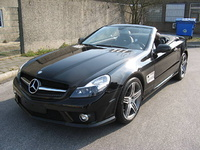 Picture of 2008 Mercedes-Benz SL-Class, exterior