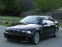 2005 BMW M3 Coupe picture, exterior
