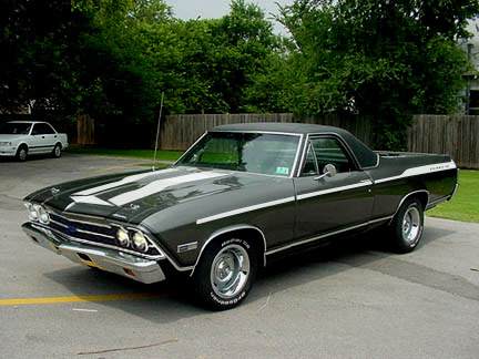 1969 chevrolet el camino pictures cargurus. Black Bedroom Furniture Sets. Home Design Ideas