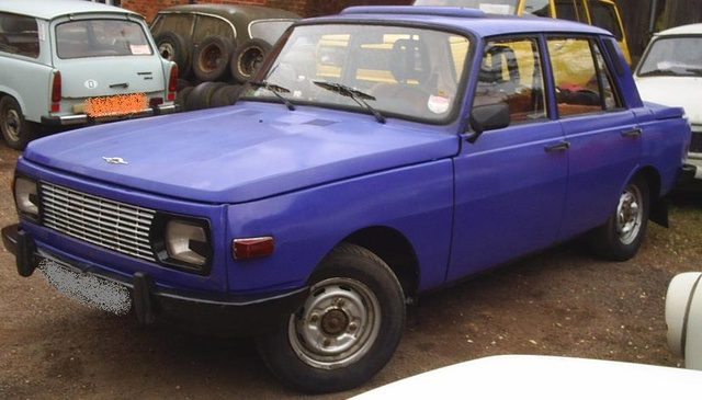 Picture of 1972 Wartburg 353, exterior