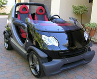 2002 smart fortwo, 2002 smart crossblade, exterior, gallery_worthy