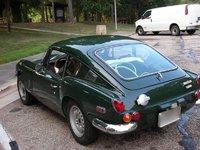 1969 Triumph GT6 Overview