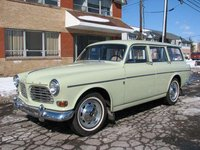 1968 Volvo 122 Overview