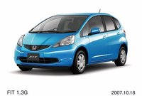 Picture of 2008 Honda Fit, exterior