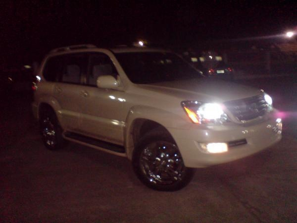 Attractive 2005 Lexus GX 470