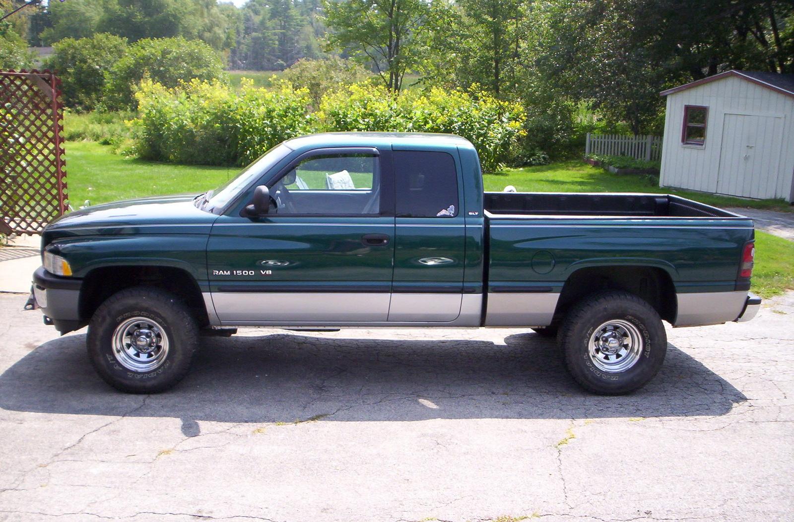 picture of 1999 dodge ram pickup 1500 4 dr laramie slt 4wd extended. Black Bedroom Furniture Sets. Home Design Ideas