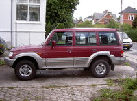 Picture of 2001 Hyundai Galloper, exterior, gallery_worthy